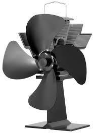 sf 444 heat powered stove fan