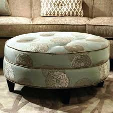 round coffee table ottoman reupholster round coffee table ottoman design storage ottoman coffee table diy