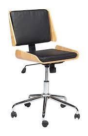 retro office chairs. RETRO OFFICE CHAIR Oak Veneer Retro Office Chairs A