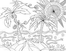 Small Picture 156 best Summer Coloring pages images on Pinterest Drawings