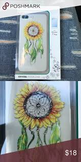 Dream Catcher Case Iphone 7 Plus Crystal Swarovski IPhone 100 plus Sunflowers Phone and Swarovski 75