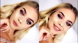 halo makeup tutorial royals palette bad habit cosmetics