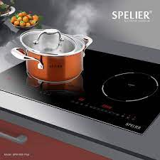 Bếp từ đôi Spelier SPM 928 IPlus – THẾ GIỚI BẾP NHẬP KHẨU