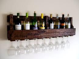 Startling Wooden Pallet Wine Rack Reclaimed Wood Thevineyards DMA
