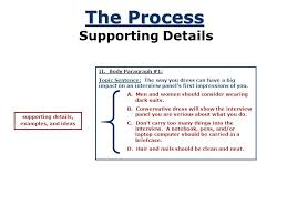 making an outline a plan that builds a strong report report ppt  the process making an outline in a formal outline r numerals can be used to