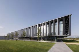 beautiful office buildings. Pull \u0026 Bear Central Headquarters, Narón, Beautiful Office Buildings