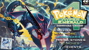 https://youtu.be/CVXwVJup_yw Pokemon Hyper Emerald v4 - Inevitable Version  English Patched - This game is came back! | Pokemon names, All pokemon  names, Pokemon