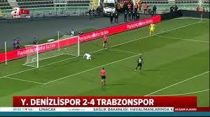 Trabzonspor penaltılarla çeyrek finalde! Denizlispor - Trabzonspor Maç Özeti