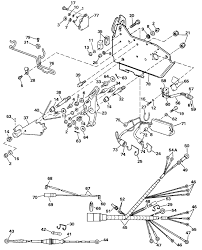 omc stern drive wire harness, bracket & solenoid parts for 1989 Mercruiser Shift Interrupter Switch Wiring Diagram Mercruiser Shift Interrupter Switch Wiring Diagram #81 Mercruiser 4.3 Wiring-Diagram