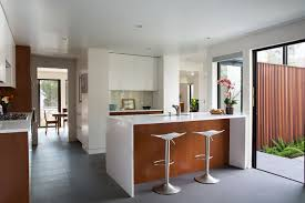 Kitchen Remodel San Francisco Architecture Kitchen San Francisco Eichler Remodel By Klopf