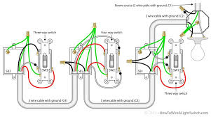 2 way light wiring diagram wiring diagram shrutiradio 3 way light switch wiring diagram at Wiring Diagram For 2 Way Switch