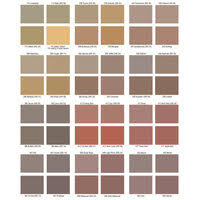 Solomon Concrete Color Chart Solomon Colors Admixtures Colorants And Pigments