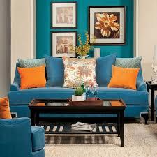 blue living room furniture sets. vincenzo living room set peacock blue sofa furniture sets