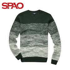 Spao Size Chart Buy Spao Korea 2015 New Winter Fashion Mens Pullover Sweater