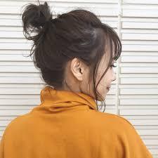 最高に可愛いボブお団子アレンジ短い髪でもできるお団子の作り方を動画