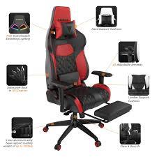 gaming chair. Gamdias Achilles P1 Gaming Chair Image 2