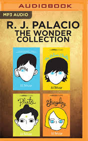 r j palacio the wonder collection wonder the julian chapter pluto shingaling
