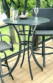 outdoor bistro table and chairs tall outdoor bistro table set tall patio furniture sets luxury high