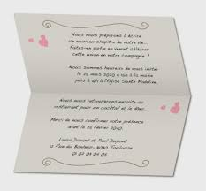 Faire Part Mariage Texte Invitation Reservation Domitys
