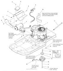Briggs stratton small engine parts diagram luxury murray 107 zts 7500 22hp b s w