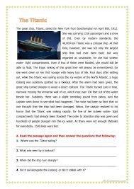 titanic essay prompts it titanic essay prompts