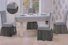 dining room table chair covers photo 2