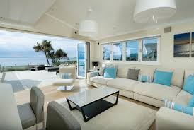 beach home interior design. Modren Interior Contemporary Beach House Living Room Lissett Homes In Beach Home Interior Design R