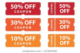10 Off Coupon Template