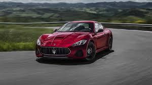 2018 Maserati GranTurismo - The purest form of excitement ...