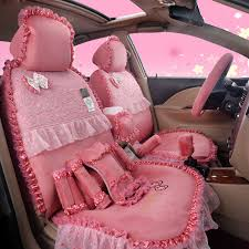 get ations fall and winter plush lace seat covers car seat mazda 3 m6 m2 benben mini car