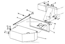 Bunton bobcat ryan m54 16 all 54 midsize 16hp parts diagram for