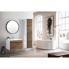 Shop For The Ivy Collection 30 Inch Floating Modern Bathroom Vanity Get Free Delivery On Everything At Overstock Your Online Furniture Outlet Store Get 5 In Rewards With Club O 20979050