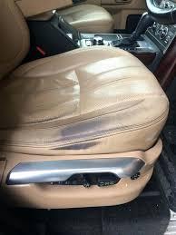 repairing leather car seats seat repair memphis tear you repairing leather car seats