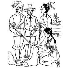 Small Picture Plymouth Native American ColoringNativePrintable Coloring Pages