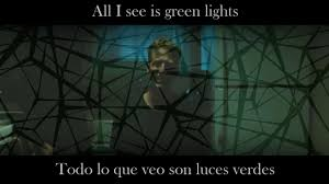All I See Is Green Lights