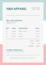 Letterhead Example Invoice Letterhead Template Sample Letsgonepal Com Business