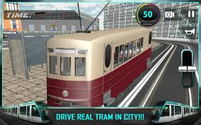 City Tram Driver Simulator 3D 1.0.2 APK Download Android.
