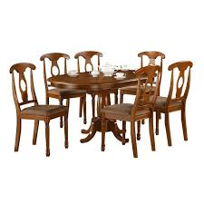 darby home co stella 7 piece extendable dining set reviews wayfair ca