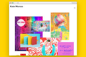 Blog Portfolio Design 35 Best Graphic Design Portfolio Examples Tips To Build