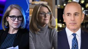 Katie Couric Breaks Silence on Matt Lauer Firing | PEOPLE.com