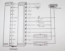rfid access control wiring diagram wiring diagram access control wiring diagram diagrams schematics ideas