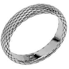 <b>Кольцо коллекции Totem</b> Snake/Змея из серебра(без вставок ...