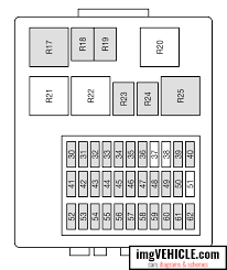 focus fuse diagram wiring diagrams detailed ford focus fuse box diagram 2014 at Ford Focus Fuse Box 2014