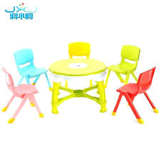 childrens plastic table and chairs smyths chair toddler first kid wooden child will home small round set baby eating toy ta