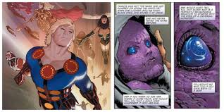 Theory: The MCU Eternals film will ...