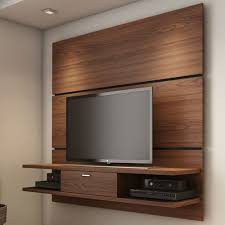 tv stand for wall mounted tv. Brown Wall Mounted TV Cabinet For Tv Stand