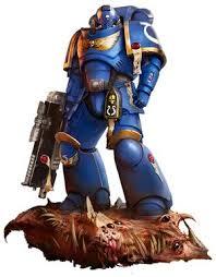 Primaris Space Marines 1d4chan