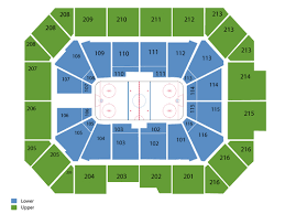Allstate Arena Rosemont Il Seating Chart Chicago Wolves Tickets At Allstate Arena On December 17 2019 At 11 00 Am