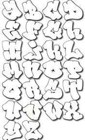 Graffiti Font Styles Graffiti Alphabet Styles Graffiti Alphabets And Font Graffiti