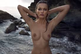 Edita Vilkeviciute In The Raw